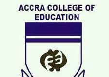 Accra College of Education Congregation