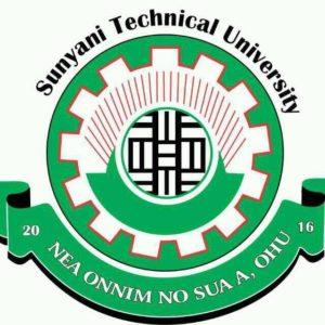 Sunyani Technical University Admission List