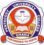 Pentecost University Admission Letter