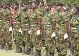 Ghana Army Salary Structure