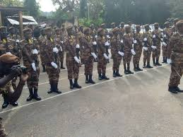 Ghana Prisons Service Screening Dates and Centres