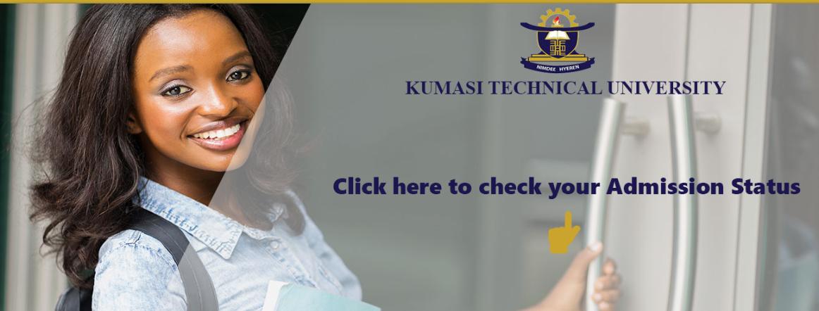 Kumasi Technical University Admission List 2020 2021 Gh Students