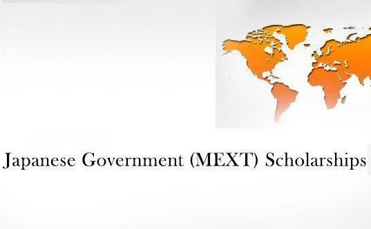 Japanese Government Postgraduate (MEXT) Scholarships
