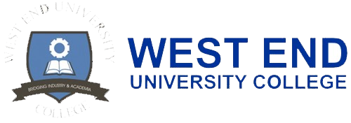 List of Courses Offered at West End University College