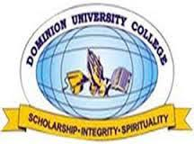 List of Courses Offered at Dominion University College