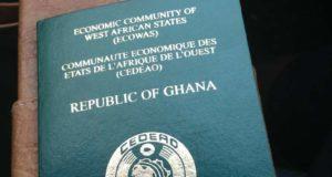 Ghanaian Passport Now Valid