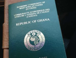 How to Apply for Ghana International Passport & Cost of Application