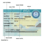 Canadian Visa Lottery Application Form