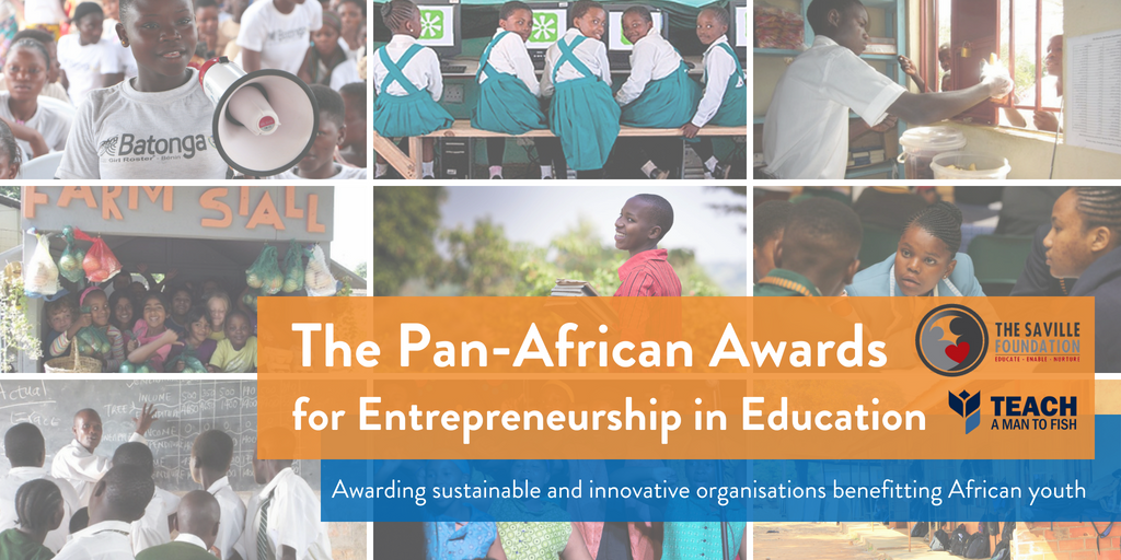 Saville Foundation Pan-African Awards for Entrepreneurship in Education