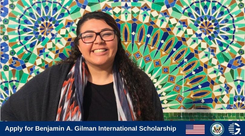Benjamin A. Gilman International Scholarship
