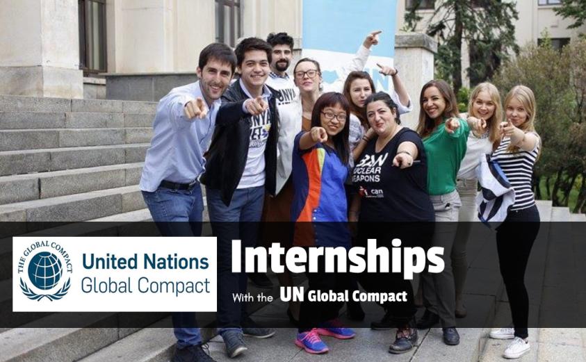 UN Global Compact Internship Fall