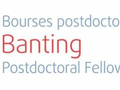 Banting Postdoctoral Fellowships program