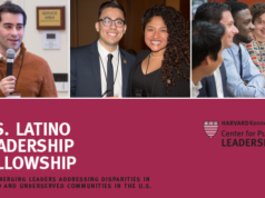 U.S. Latino Leadership Fellowship