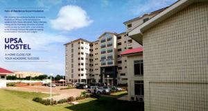 UPSA Hostel Application