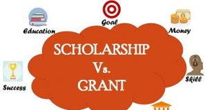Difference Between Scholarship and Grant