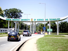 KNUST Reviews Admission Entry Requirements