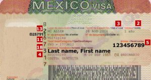How to Apply for Mexico Visa in Ghana