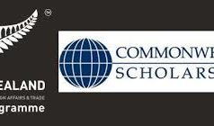 New Zealand Commonwealth Scholarships