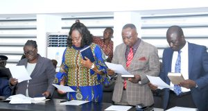 KNUST Chancellor Inaugurates Three-Member Committee To Investigate October 22 Crisis