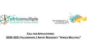 Africa Multiple Cluster of Excellence Artist Residency Fellowships