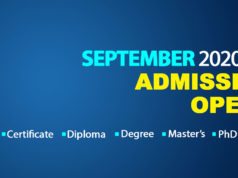 GTUC Admission Form