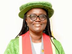 Profile of Prof. Mrs. Rita Akosua Dickson
