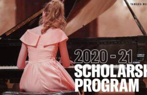 Yamaha Music Gulf FZE Yamaha Piano Scholarship