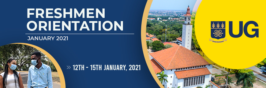 UG Legon School of Graduate Studies Orientation