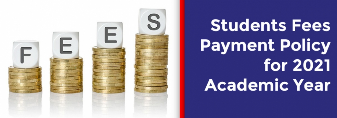 UEW Students Fees Payment Policy