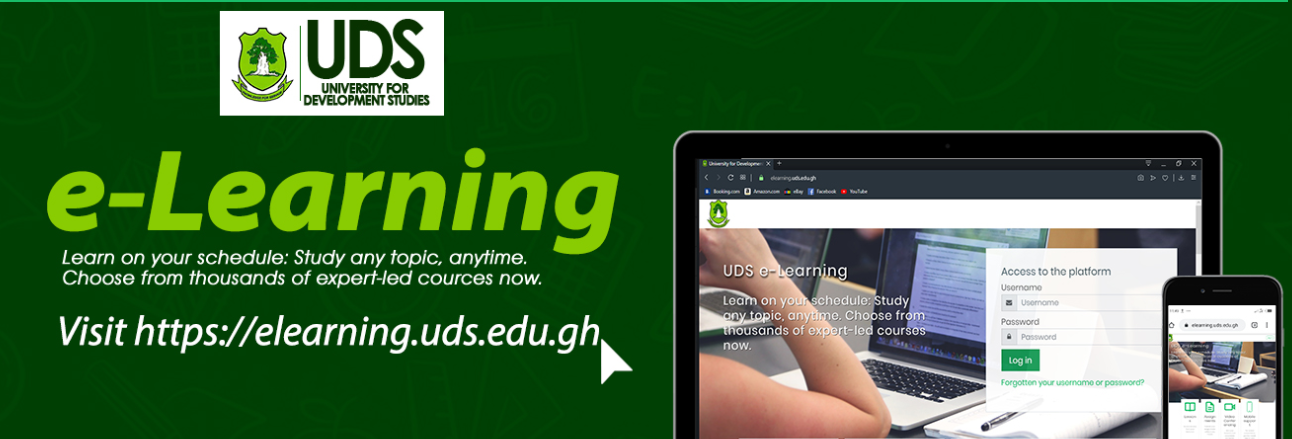 UDS e-Learning Platform